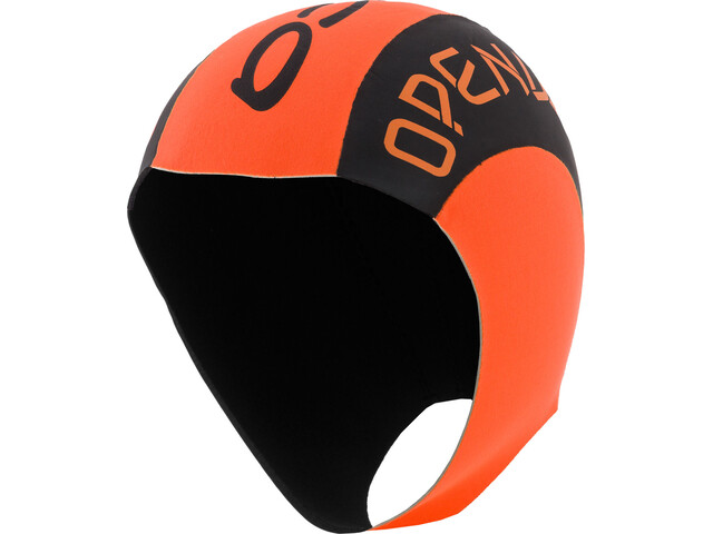 ORCA Neoprene Badekappe orange